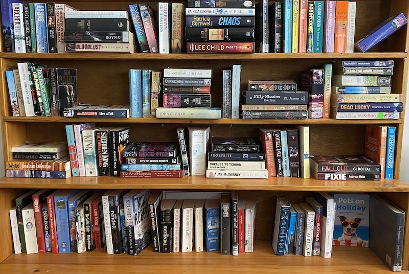 Olive Hill Farm book Exchange